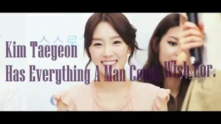SNSD-Taeyeon has Everything a Man Could Wish For - Stafaband