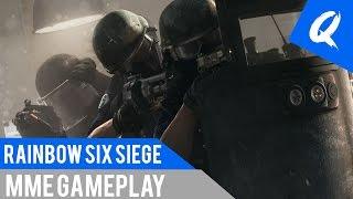 Rainbow Six: Siege Gameplay #2 Jusqu