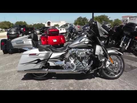 960188 - 2015 Harley Davidson CVO Street Glide FLHXSE - Used Motorcycles For Sale