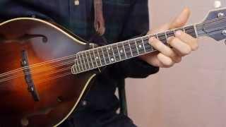 Irish Washerwoman (With Tabs) - Mandolin Lesson