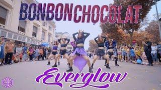 [KPOP IN PUBLIC] EVERGLOW (에버글로우) - 봉봉쇼콜라 (Bon Bon Chocolat) Dance Cover by FGDance from Vietnam