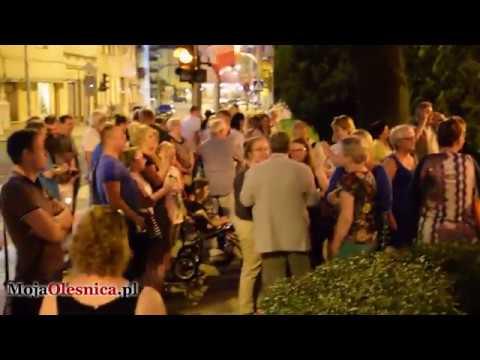 20.07.2017 Oleśnica – protest pod budynkiem sądu
