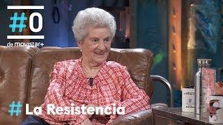 LA RESISTENCIA - Entrevista a Chon Álvarez, la abuela de Grison    #LaResistencia 23.01.2020