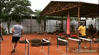 Ravi's CrossFit® - An Outdoor Fitness Training