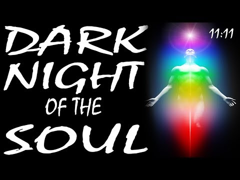 Signs You're In The Dark Night Of The Soul... (& What To Do If You Are)