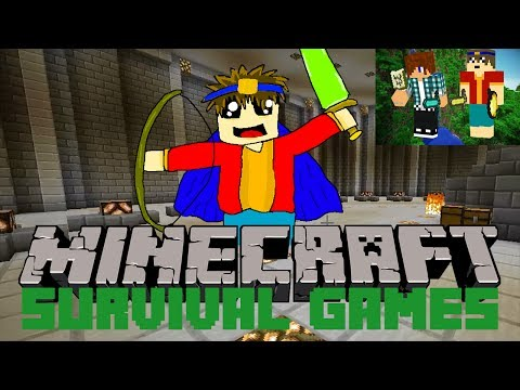 Minecraft Survival Games - Game 11 - Hackers in the Jungle!
