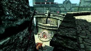 Skyrim Walkthrough: Ep. 95 Bound Until Death (Killing Vittoria Vici for the Dark Brotherhood)