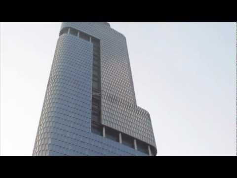 Nanjing Greenland Financial Center (HD)