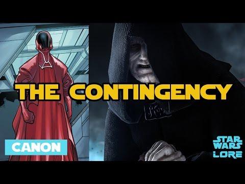 The Emperor's Contingency Plan - Star Wars Lore