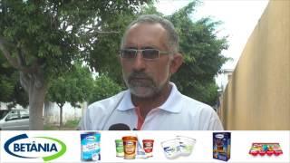 Raimundo Santiago fala de sua ida a Brasília para participar dos movimentos Sindicais