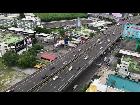 Bangkok Time Lapse | Day And Night | Zhiyun Smooth Q
