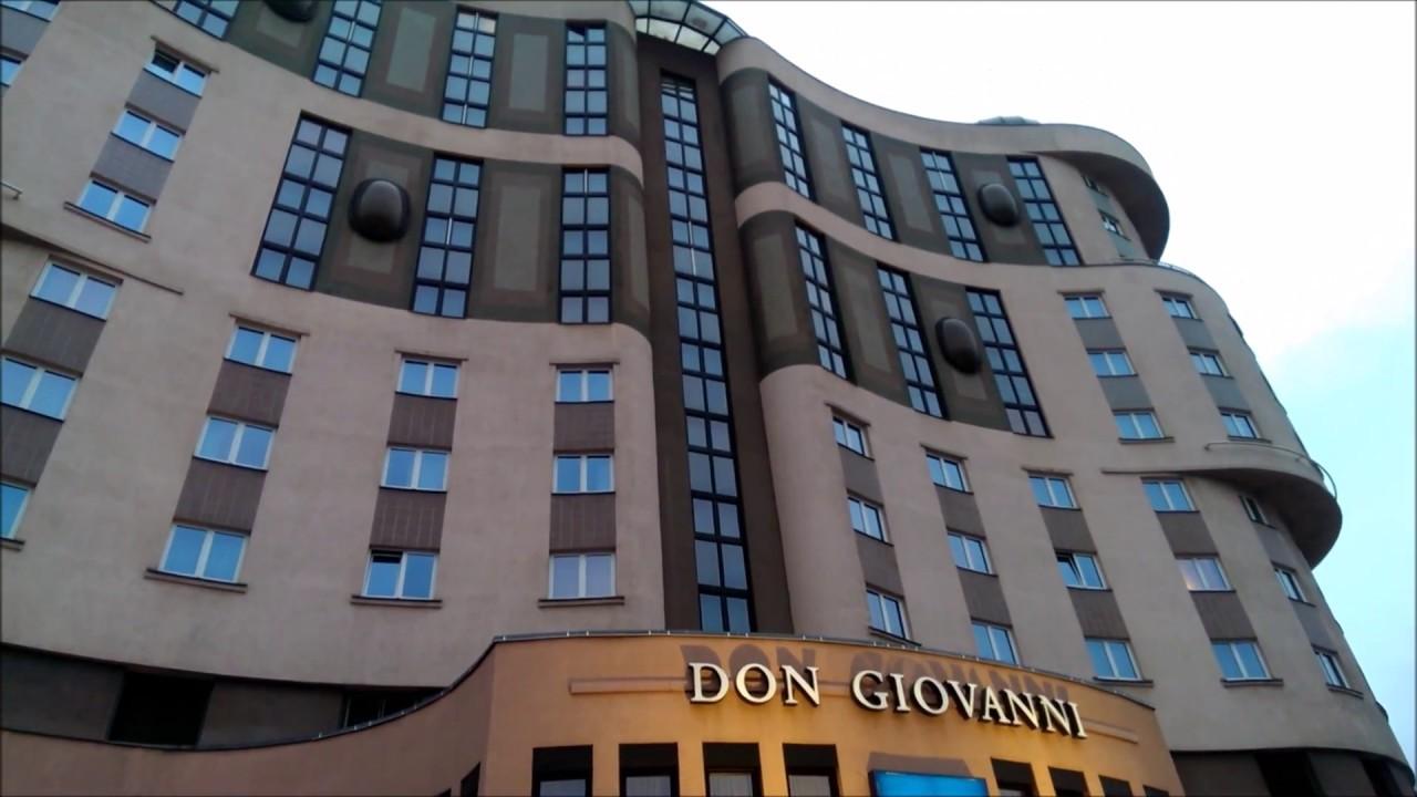 hotel don giovanni praha