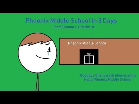 3 Days In Phoenix Middle School