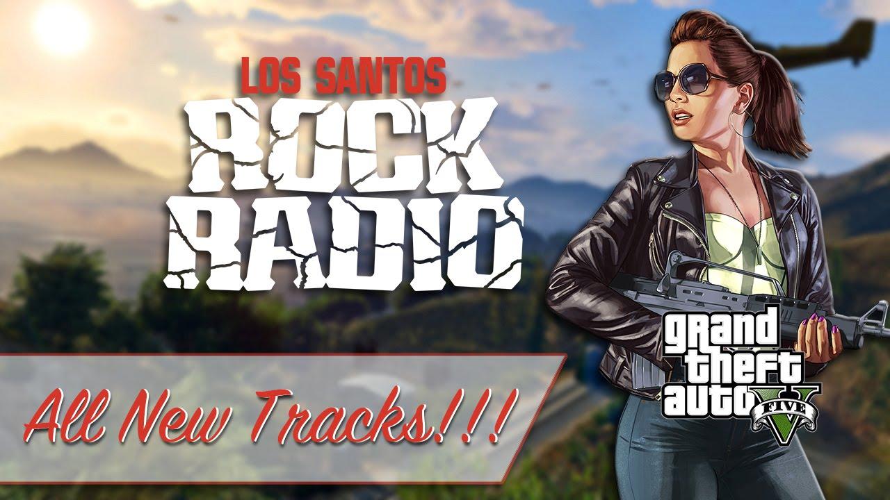 Tubget - Download video: los-santos-rock-radio-gta-v-radio