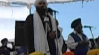 baba baljit singh ji dadduwal at fatehgarh sahib ,[birthday sant bhindrawale] 12.2.2013