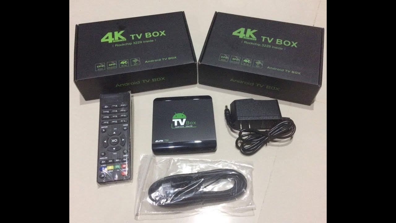 Review รีวิว กล่อง Android Box T96 4K  + ทดสอบดูหนัง 4K แท้ เสียง 5.1 แอพ app New4k99