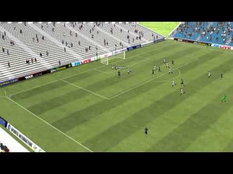 Gremio vs Caxias - Brandao Goal 23 minutes
