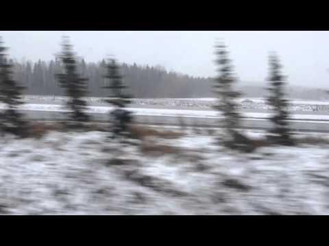 VR Pendolino at 220kmh