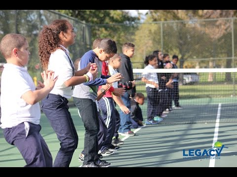Changing the Game: Legacy Youth Tennis & Education