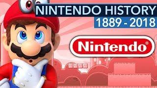 Nintendo History: 1889 - 2018 - REUPLOAD: Fast 130 Jahre Spielspaß-Evolution
