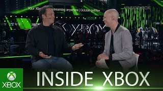 Phil Spencer On Project Scarlett, Backward Compatibility & Project xCloud