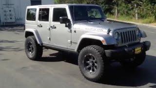 Video Jeep Wrangler 2014 Build by 4 Wheel Parts Seattle, WA download MP3, 3GP, MP4, WEBM, AVI, FLV Juli 2018