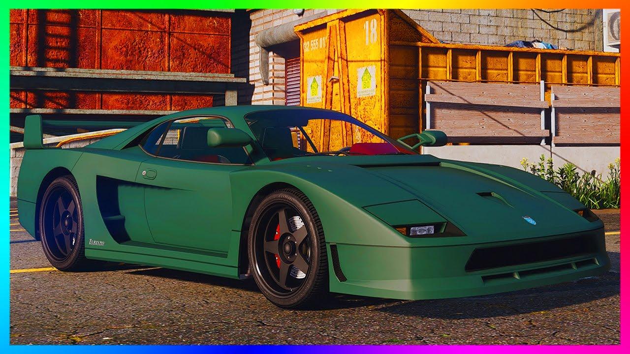NEW GTA 5 UNRELEASED DLC CARS IN GTA ONLINE FREEMODE BEST
