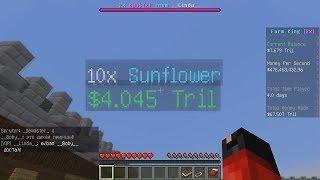 500 МИЛЛИОНОВ БАКСОВ В СЕКУНДУ! КОРОЛЬ ФЕРМЫ В МАЙНКРАФТЕ! Minecraft Farm King