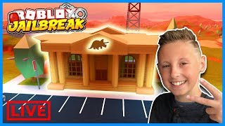🔴 Roblox Jailbreak Update Stream   Roblox Jailbreak and Various Games   Join My VIP Server and Play