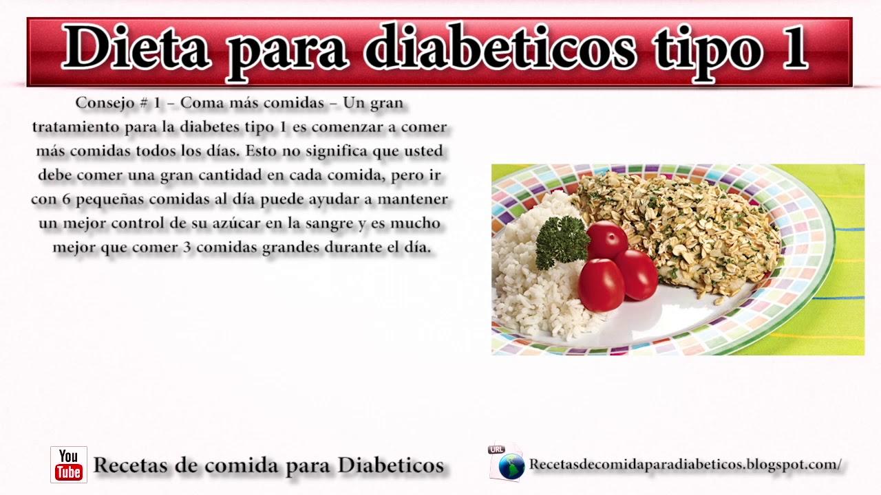 que en absoluto pueden ingerir los diabeticos tipo 1