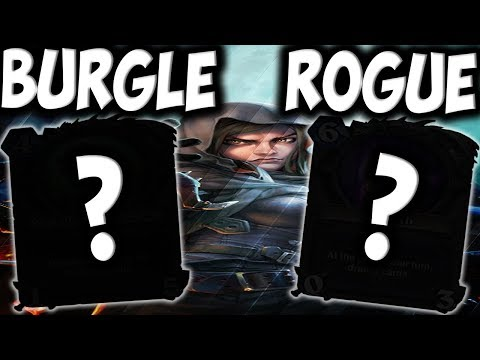 ROGUE GOT 3 LEGENDARY WEAPONS?! | ALUNETH | THE WITCHWOOD | HEARTHSTONE | DISGUISED TOAST