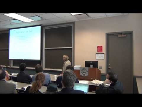 """IPSC 2015 – Pamela Samuelson – """"Functionality and Expression in Computer Programs"""""""