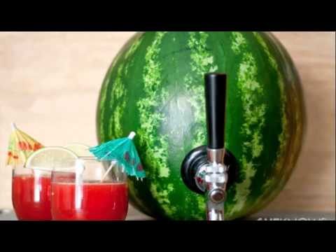 how to basic watermelon
