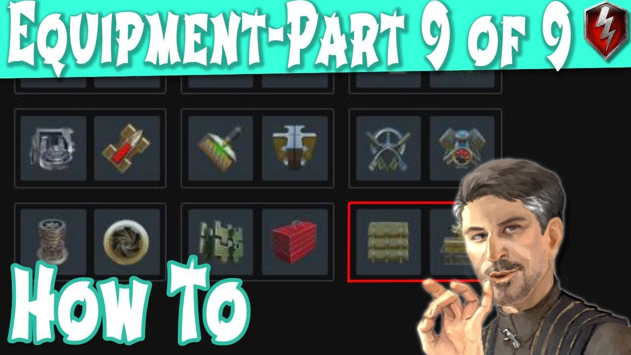 WOT Blitz Equipment Consumables: Delivery System vs High-end Part 9 of 9 | World of Tanks Blitz