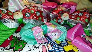 Hair bow & Craft haul for my reborn baby dolls