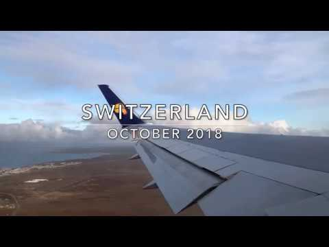 Switzerland Travel Montage | October 2018