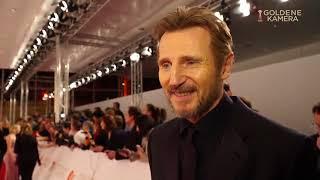 Interview mit Liam Neeson | GOLDENE KAMERA 2018