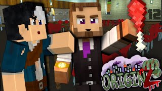 MYSTERY MEAT??? - Minecraft OriginZ - EP 12 (Crafting Dead Roleplay)