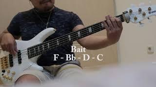 Gambar cover Kusorakkan Haleluya -  Bass Cover Yamaha BBNE2