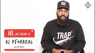 DJ PForreal (@djpforreal) | Hi, My Name Is | Sovereign Sounds