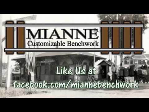 Mianne Benchwork 4x8 part 2