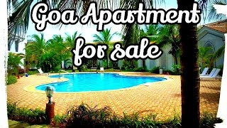 Goa apartment For Sale