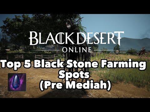 Black Desert Online: Top 5 Black Stone grinding spots (Pre-Mediah)