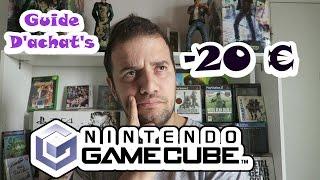 (Guide d'Achat) 5 Jeux Gamecube à Moins de 20 €