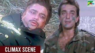 Fateh - Climax Scene | Sanjay Dutt Shabana Azmi, Ekta Sohini, Paresh Rawal, Sonam