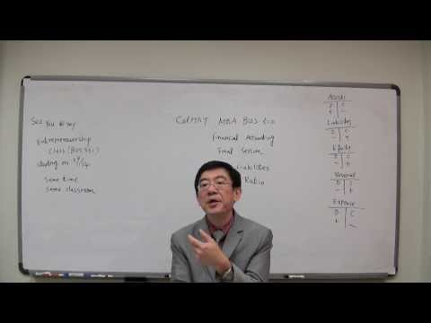 CalMat MBA BUS 510 F A 6 1 on 08 17 2013