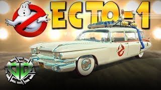 Ghostbusters ECTO 1 : Car Mechanic Simulator 2018 Gameplay : PC Lets Play