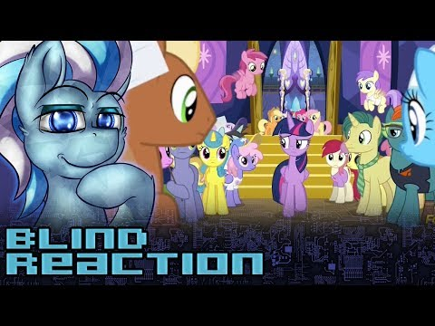【Blind Reaction】MLP:FiM  S7E14  Fame and Misfortune