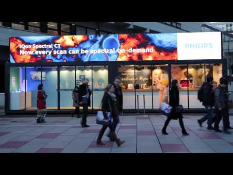 Philips Health Continuum Pavilion at ECR 2015