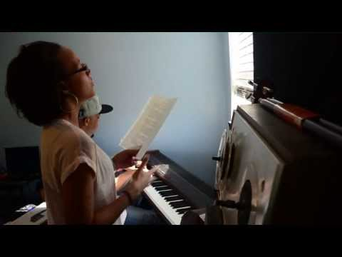 Doing Me Wrong - Charmaine Green (female version) w/ Piano